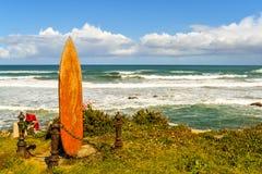 Playa de Las Cathedrales - Galizien - Spanien Lizenzfreie Stockfotografie