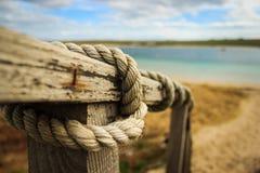 Playa de las Orcadas Imagen de archivo libre de regalías