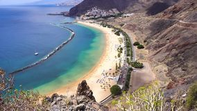 Playa de Las Teresitas, Tenerife metrajes