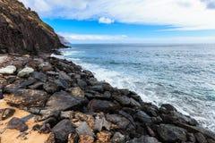 Playa de Las Teresitas Tenerife Stock Image