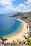 Playa de les teresitas Stock Image