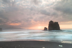 Playa de Licin Fotos de archivo