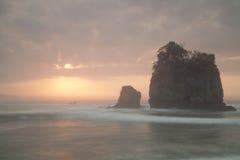 Playa de Licin Fotografía de archivo