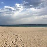 Playa de los alemanes Стоковая Фотография RF