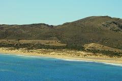 Playa de Los Genoveses, Ισπανία Στοκ φωτογραφία με δικαίωμα ελεύθερης χρήσης