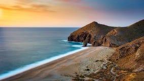 Playa de Los Muertos fotos de archivo libres de regalías