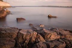 Playa de Lynn Foto de archivo