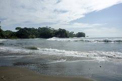 Playa de Madasari Imagenes de archivo