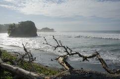 Playa de Madasari Fotografía de archivo