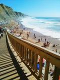 Playa de Magoito fotografía de archivo