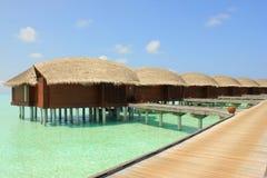 Playa de Maldivas Imagen de archivo libre de regalías