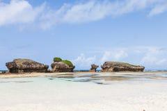 Playa de Malindi Foto de archivo libre de regalías