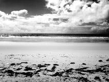Playa de Mayaro Imagen de archivo libre de regalías