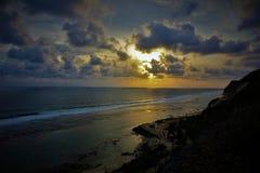 Playa de Melasti Foto de archivo libre de regalías