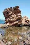 Playa de Menorca Fotografía de archivo libre de regalías