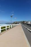 Playa de Merewether - Newcastle Australia Fotografía de archivo libre de regalías