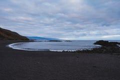 Playa de Mesa del Mar, Tenerife Royalty Free Stock Photo