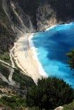 Playa de Mirtos Fotografía de archivo