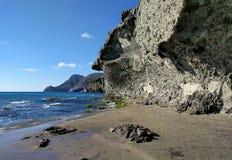 Playa de Monsul Royalty Free Stock Image