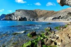 Playa de Monsul Royalty Free Stock Photography