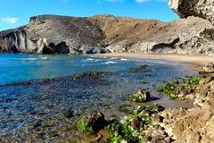 Playa de Monsul Royalty Free Stock Images