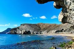 Playa de Monsul Royalty Free Stock Photos