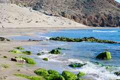 Playa de Monsul Stock Photos