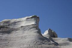 Playa de Moonscape Imagenes de archivo