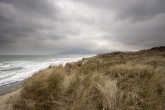 Playa de Murlough Imagenes de archivo