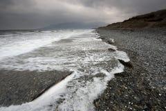 Playa de Murlough Foto de archivo