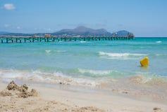 Playa de Muro Royalty Free Stock Image