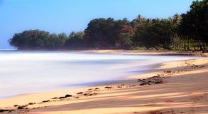 Playa de Napsan Imagen de archivo