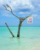 Playa de Negril Imagenes de archivo