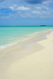 Playa de Negril foto de archivo
