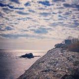 Playa de Newport Foto de archivo libre de regalías