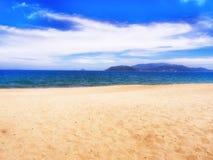 Playa de Nhatrang Foto de archivo libre de regalías