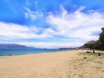 Playa de Nhatrang Imagen de archivo libre de regalías