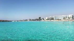 Playa de Nissi en Chipre