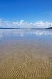 Playa de Normandía Foto de archivo