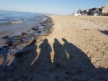"""Playa de Normandià """" Foto de archivo libre de regalías"""