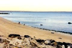 Playa de Nueva York Foto de archivo
