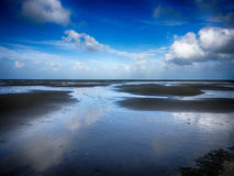 Playa de Nueva Zelanda Fotografía de archivo libre de regalías