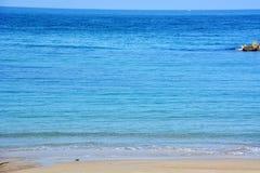 Playa de octubre del japonés/playa de Fukuok Ikinomathubara Fotografía de archivo libre de regalías