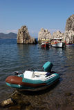 Playa de Olympos (Lycia) Antalya Fotografía de archivo libre de regalías