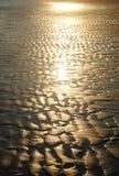 Playa de oro Imagen de archivo