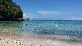 Playa de PadangPadang Imagen de archivo libre de regalías