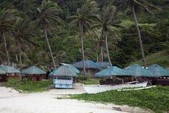 Playa de Pagudpud Foto de archivo libre de regalías