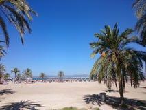Playa de Palma, Palma de Mallorca, Spain Royalty Free Stock Photo