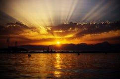 Playa De Palma Royalty Free Stock Images