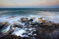 Playa de Pantelleria Imagen de archivo libre de regalías